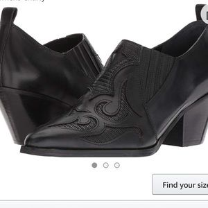 Marc fisher Charley bootie